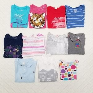 Shirt lot for girls. Size 5/6